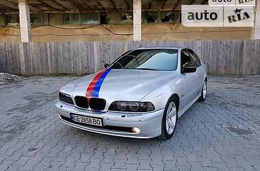 BMW 525 2.5 diesel M57 2001