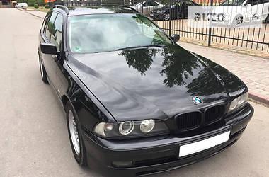 BMW 528 Touring (E39) 2000