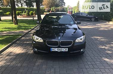 BMW 528 luxuri 2013