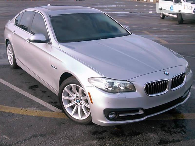 BMW 5 2015 року