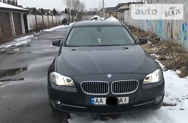 BMW 528 X Drive 2012