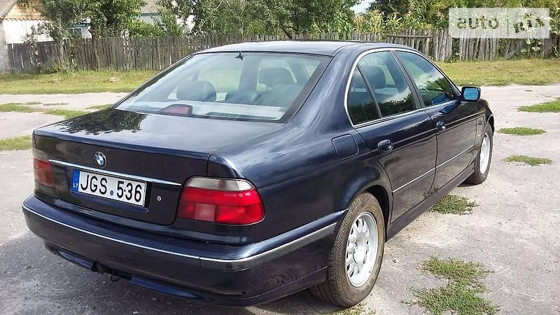 BMW e39 замена на климат контроль