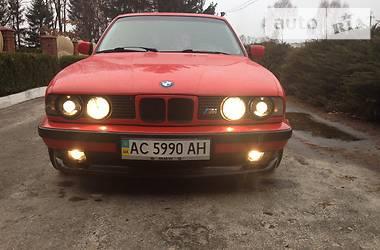 BMW 530 e34  M5  1989