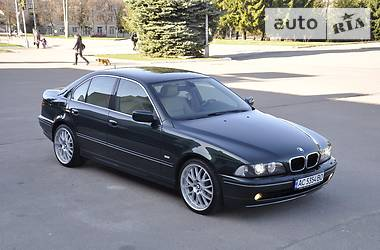 BMW 530 d Edition Exclusive 2003