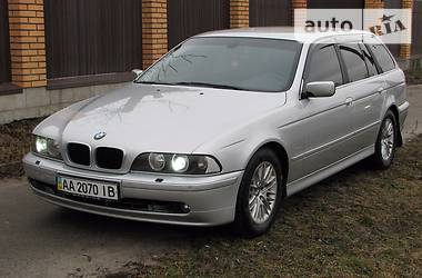 BMW 530 D Touring M57 2003