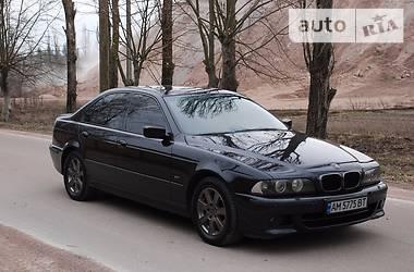 BMW 530 M-Paket 2001
