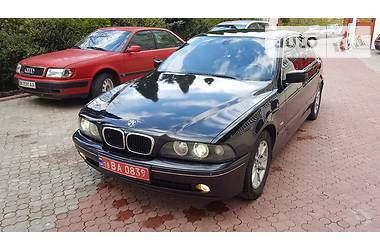 BMW 530 D Edition Exclusive 2002