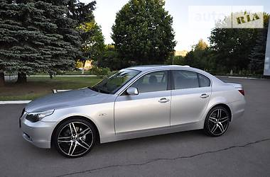 BMW 530 xd 4x4 Automatic 2007