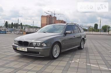 BMW 530 e39 530d 2002