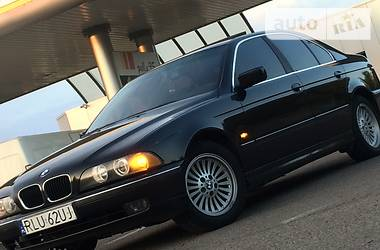 BMW 530 d SHADOW LINE 2000