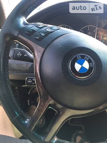 BMW 5 2003 года