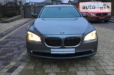 BMW 530 730d f01 2009