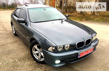 BMW 530 Edition 2002