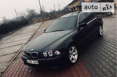 BMW 530 Exclusive M-Pacet 2001