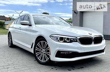 BMW 530 xDrive Sport Line 2017