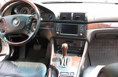 BMW 530 Exclusive edition 2002
