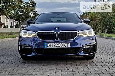 BMW 530 hybrid 2017