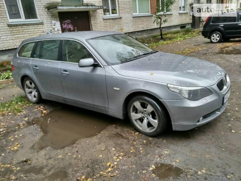 BMW 5 2008 року