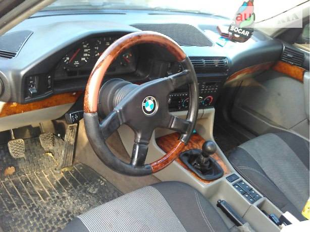 BMW 5 1991 года