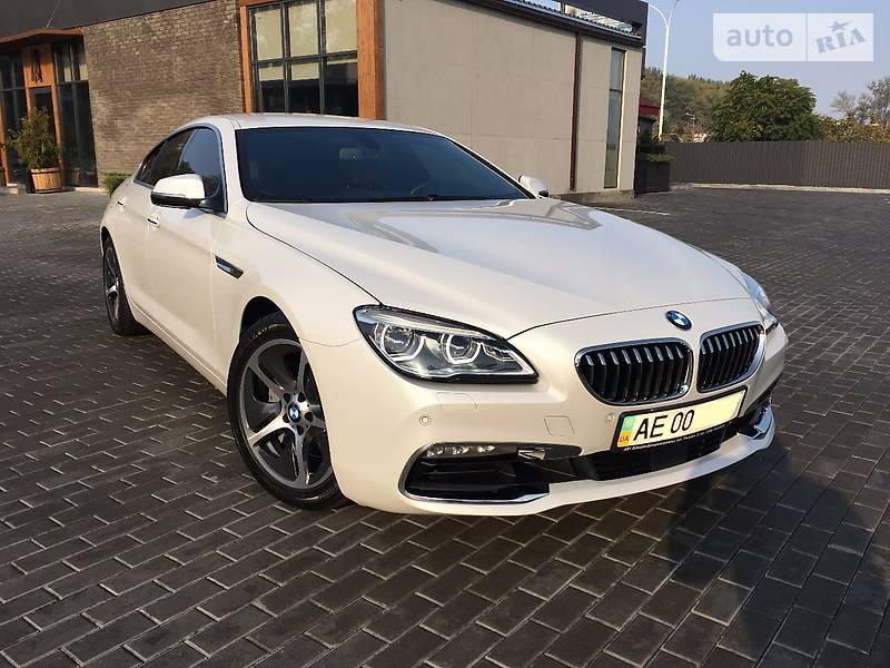 BMW 6 Gran Coupe 2016 року