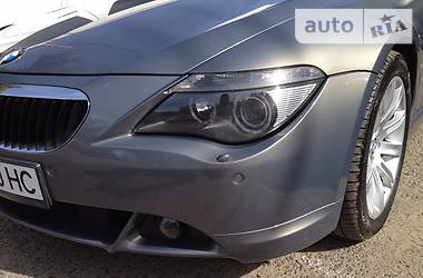 BMW 630  2005