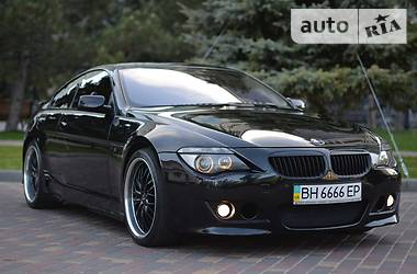 BMW 650 HAMANN 2006