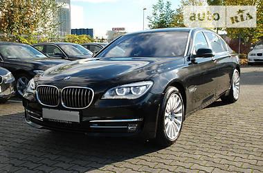 BMW 730 d AT 2013