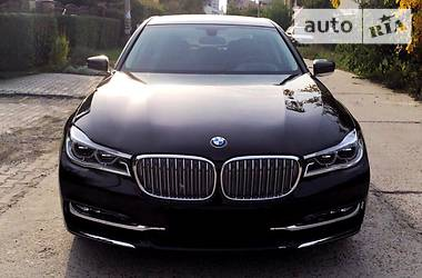 BMW 730 Pure Excellence 2016