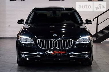 BMW 730  Xdrive 2014