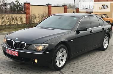 BMW 730 730d  2007