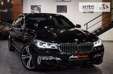 BMW 730 M X-Drive 2016