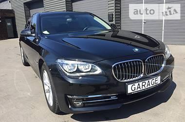 BMW 730 X-DRIVE 2015