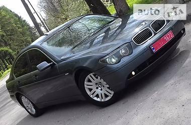 BMW 730 3.0DIZEL 2004