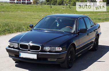 BMW 730 D 2001