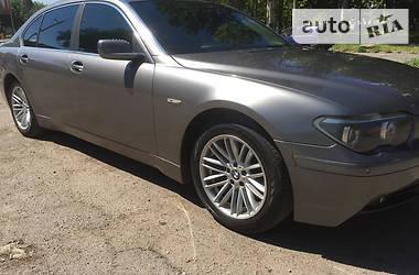 BMW 730 Long  2004