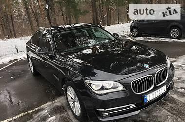 BMW 730 X-DRIVE AWT BAVARIY 2014