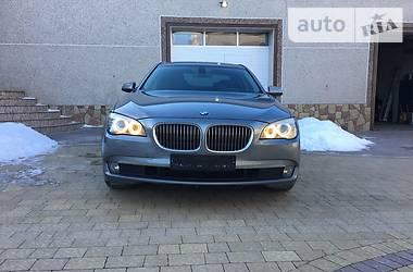 BMW 730 D 2009
