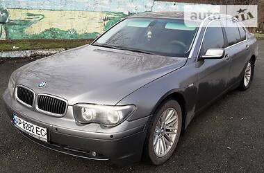 BMW 730 Li 2003