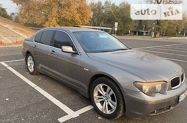 BMW 730 Official  2003