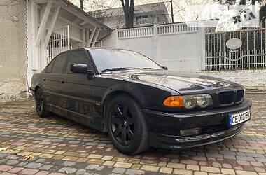 BMW 730  2001
