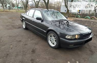 BMW 730  e38 2001