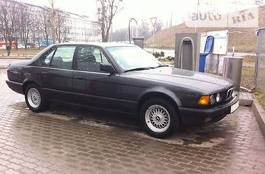 BMW 735 735i 1990