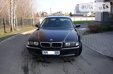 BMW 735 Е 38 1997