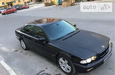 BMW 735 E38 M62B35TU 2000