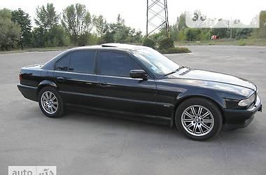 BMW 735 Shadow Line 2000