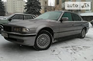 BMW 735  1996