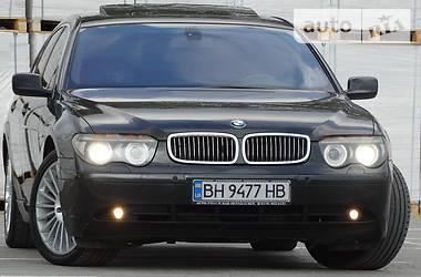BMW 740  2005
