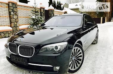 BMW 740 740D XDRIVE 2012