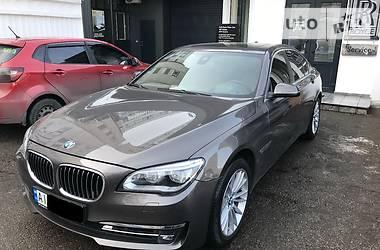 BMW 740 D xDrive 2013