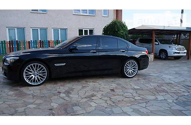BMW 740 dXDrive M 2011